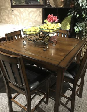 New Dining Table With 4 Chairs Set For In Cupertino Ca