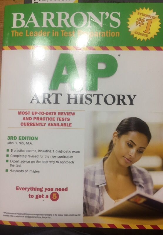 AP Art History Book for Sale in Fontana, CA - OfferUp