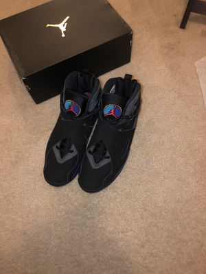 Photo Jordan retro 8 aqua size 13