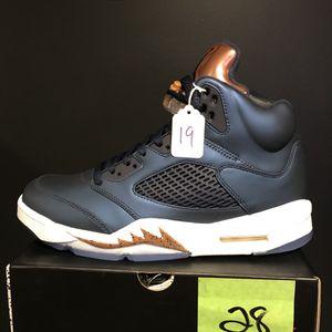 Jordan 5 bronze for Sale in Arlington, VA
