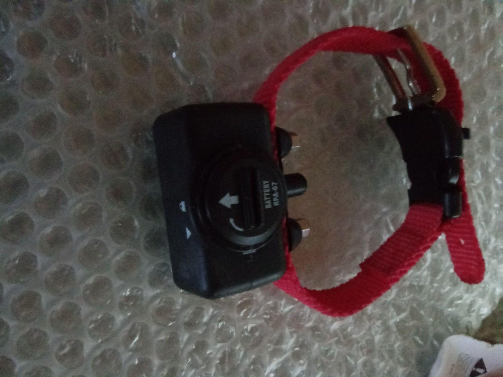 Dog shock caller
