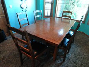New And Used Dining Tables For Sale In Idaho Falls Id Offerup