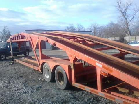 Wally Mo 4 Car Belly Loader Car Hauler For Sale In Johnsburg Il