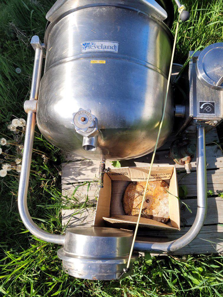 Cleveland Steam Pot Cooker