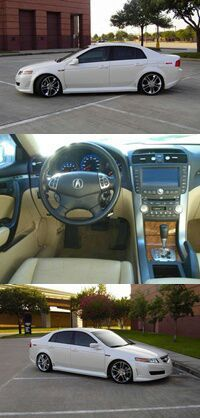 well maintained 2006 acura tl one owner for sale in glendale az