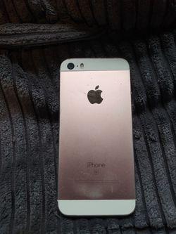 Iphone 5SE Thumbnail