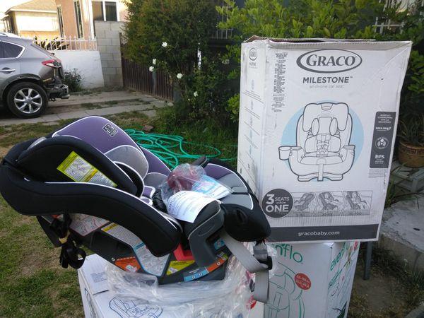 Brand New Graco Milestone 3 In 1 Car Seat Baby Kids Compton CA