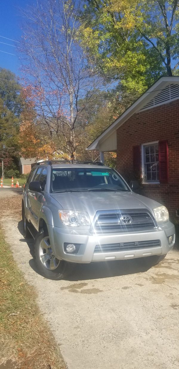 Toyota 4runner 2006 For Sale In Monroe Nc Offerup