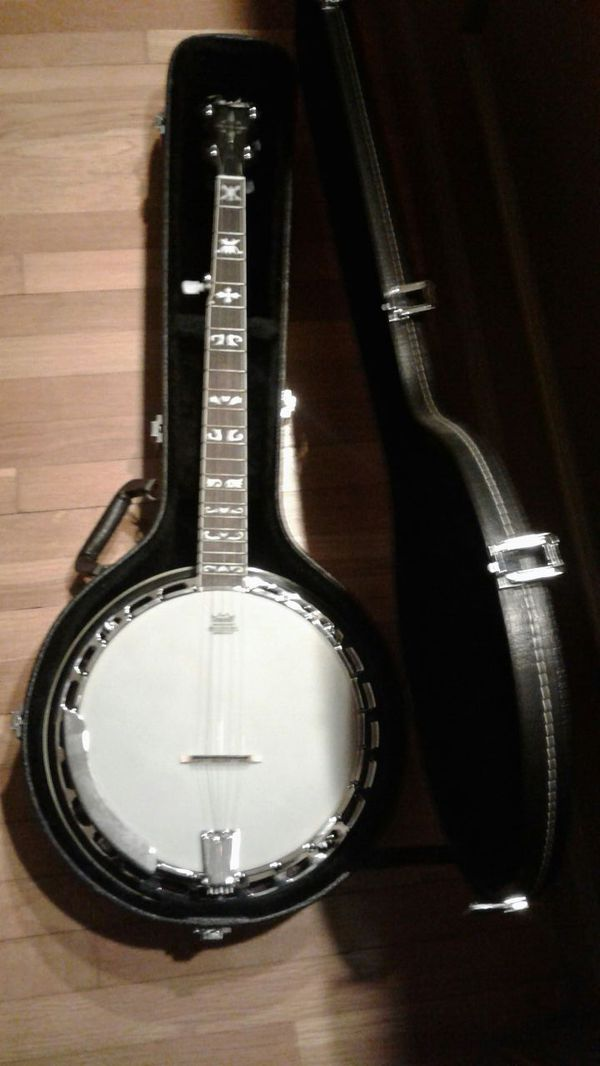 Fender FB-55 Banjo for Sale in Westport, MA - OfferUp