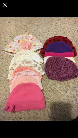 Baby hats for Sale in Germantown, MD