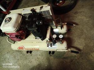 Photo IR ingresoll rand industrial Air compresor.