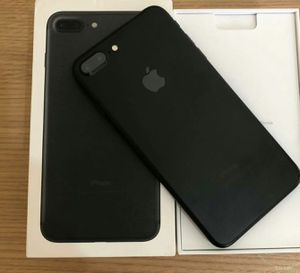 IPhone 7 Plus , 256 GB, UNLOCKED . Excellent Condition ( as like New) for Sale in Springfield, VA