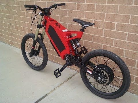 Brand New  72v Electric Bicycle  For $2400