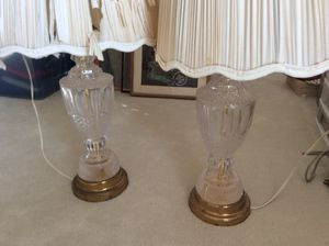 Lamps pair for Sale in Springfield, VA