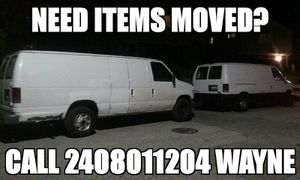 Need stuff moved?? for Sale in Baltimore, MD