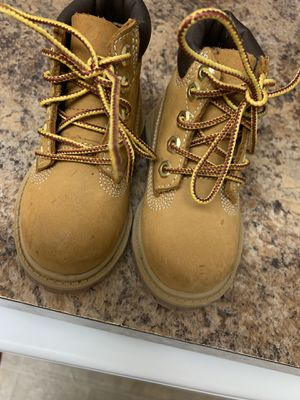classic toddler timberland boots. for Sale in Fort Belvoir, VA