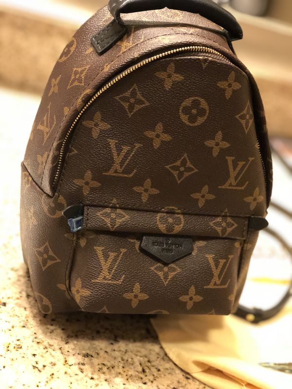 2d25c263615aa Louis Vuitton Palm Springs Mini backpack for Sale in Austin