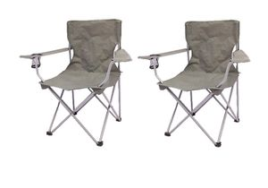 Ozark Trail Chair 2 Pack Gray Color j6-1523 for Sale in St. Louis, MO