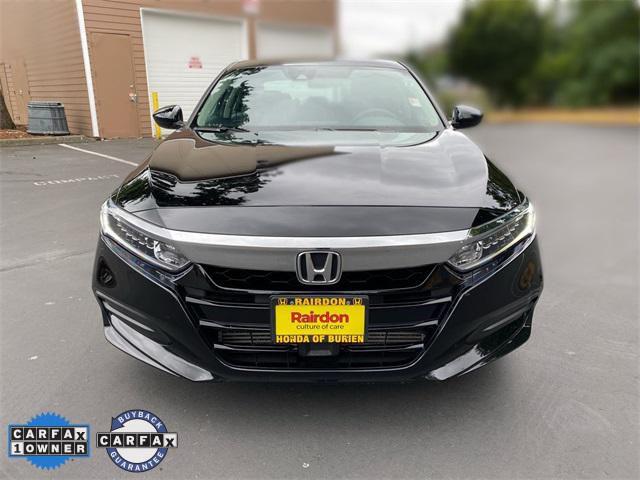 2018 Honda Accord Sedan
