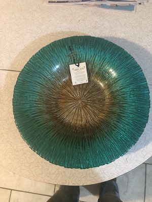 Decorative bowl for Sale in Salt Lake City, UT