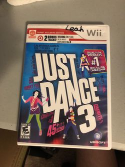 Just Dance 3 Wii Thumbnail