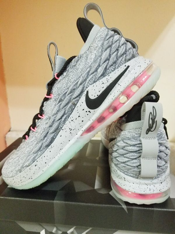 reputable site 3c37e cc241 Nike Lebron 15 Low for Sale in San Diego, CA - OfferUp