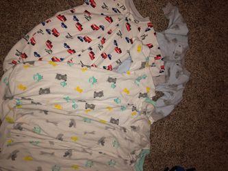 GAP, Puma, Jordan, adidas etc bin full of boys clothes premie/nb/0-3 months Thumbnail