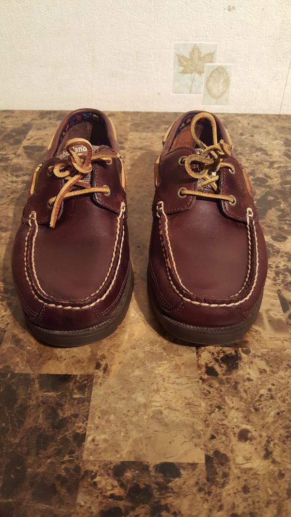 TIMBERLAND EARTHKEEPERS KIA WAH BAY BOAT SHOES 5230R BROWN ...