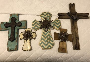 Crosses - Wall Decor  Thumbnail