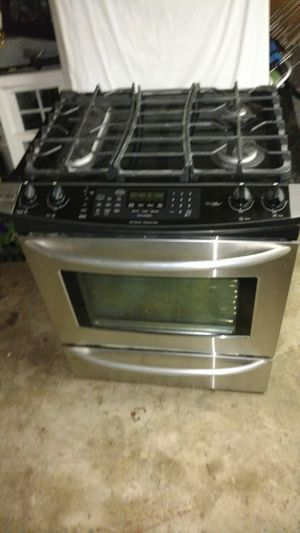 Gas range/electric oven combination Kenmore Elite for Sale in Gambrills, MD