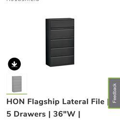 3 HON Flagship File Storage Units Thumbnail