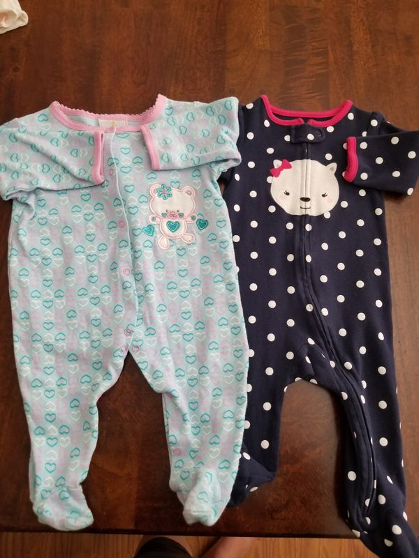 21ac7d373 6 to 9 month baby girl clothes pajamas (Baby   Kids) in San Jacinto ...