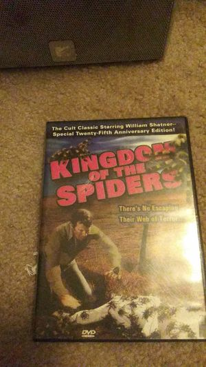 Kidondom of the spiders for Sale in Greenville, TX