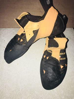 Scarpa rock climbing shoes for Sale in East Wenatchee, WA