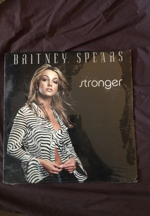 Brittany Spears stronger for Sale in New York, NY
