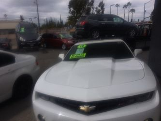 2013 Chevrolet Camaro Thumbnail