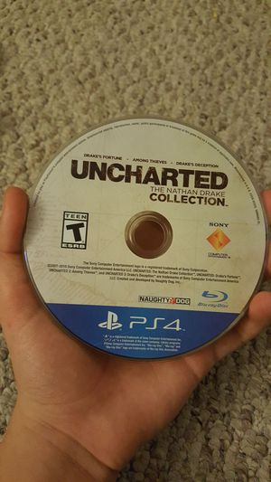 Uncharted The Nathan Drake COLLECTION for Sale in UT, US