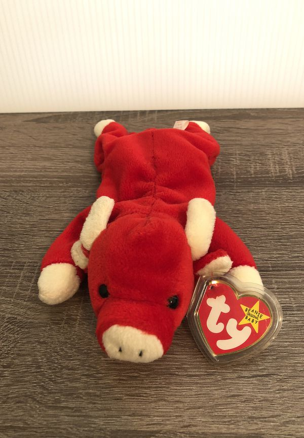 """TY beanie baby """"Snort"""" for Sale in Azle 018e34896af"""
