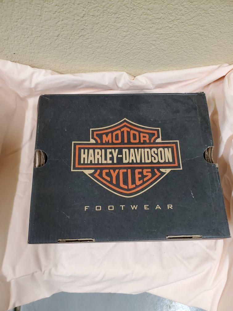 Harley Davidson wedges