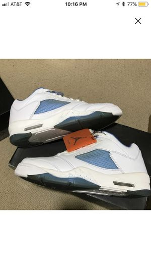51bbb841980a Nike air Jordan 5 low basketball shoes for Sale in Fremont