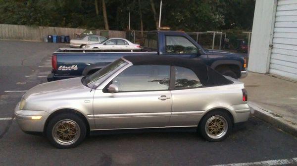 2000 Vw Cabrio Convertible