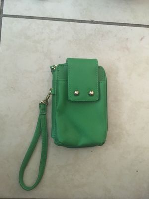 Wallet and phone wristlet for Sale in Orlando, FL