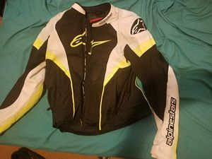 Alpinestars large motorcycle summer jacket for Sale in Portland, OR