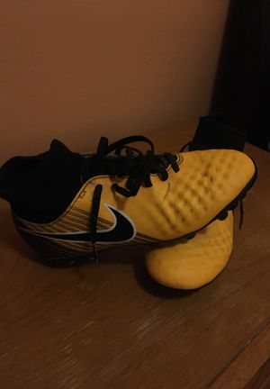 Photo Soccer Nike cleat
