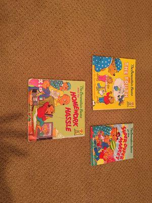 3 Berenstain Bears books for Sale in Fairfax, VA