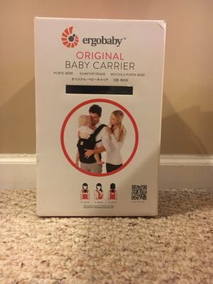 Ergo baby Original Baby Carrier for Sale in Owings Mills, MD