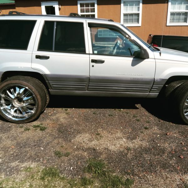 97 Grand Cherokee Laredo 3000 Obo No Low Bllers For Sale In Statesville NC