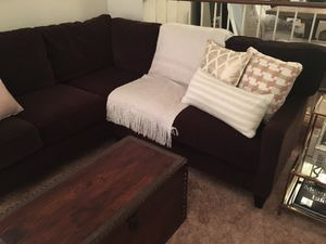 L-Shaped Sectional Sofa/Couch for Sale in Fairfax, VA