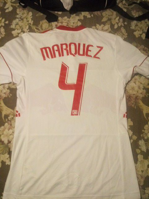 best service 4ae3b e787a Rafa Marquez Game used jersey for Sale in Dallas, TX - OfferUp
