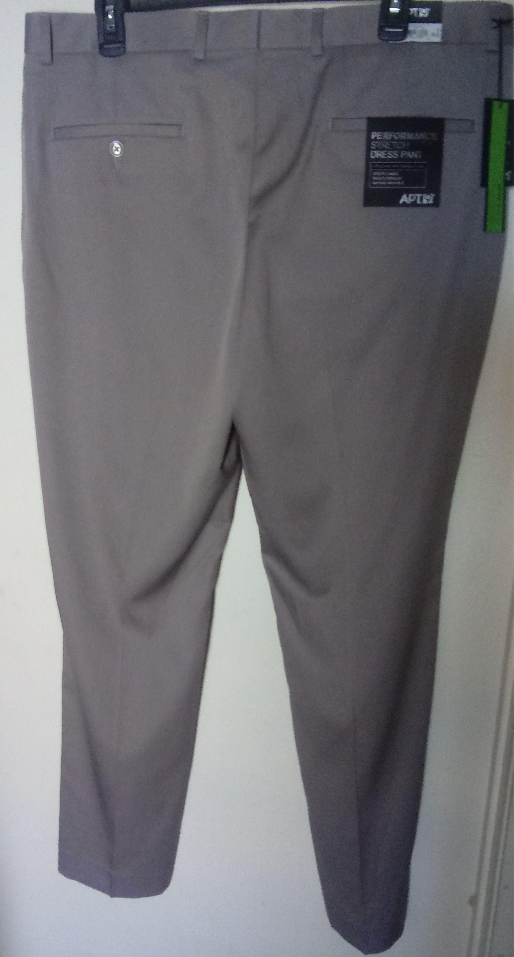 APT.9 PERFORMANCE STRETCH DRESS PANT